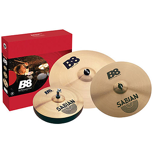 Sabian B8 Series Performance Cymbal Pack