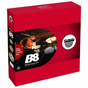 Sabian B8 Performance Cymbal Set