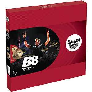 Sabian B8 Effects Cymbal Pack