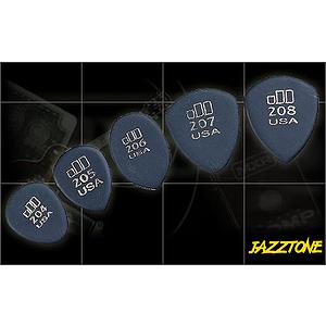 Dunlop Jazztone 208 Picks - Large Pointed, bag of 36