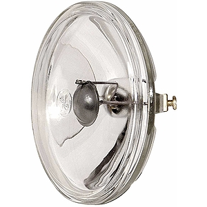PAR64 Replacement Lamp - 120V, 500W Wide