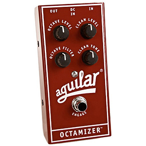 Aguilar Octamizer - Analog Octave Bass Pedal