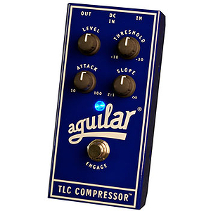Aguilar TLC Compressor - Bass Compression Pedal
