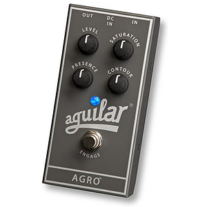 Aguilar AGRO - Bass Overdrive Pedal