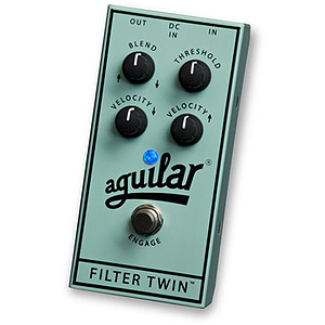 Aguilar Filter Twin - Dual Envelope Bass Filter Pedal