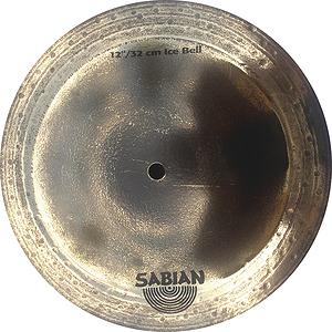 "Sabian Ice Bell 12"""