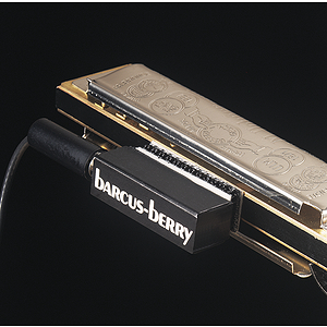 Barcus-Berry Electret Harmonica Mic