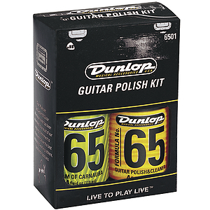 Dunlop Formula 65 Guitar Maintenance Kit