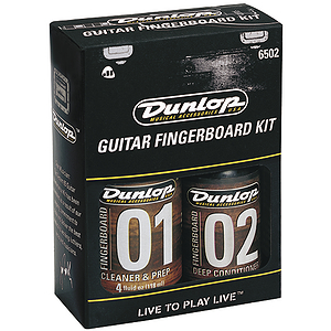 Dunlop Formula 65 Fingerboard Care Kit