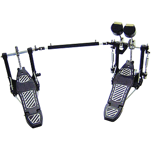 Percussion Plus Double Bass Drum Pedal