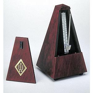 Wittner Wood Case Metronome - Mahogany