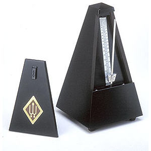 Wittner Wood Case Metronome - Black