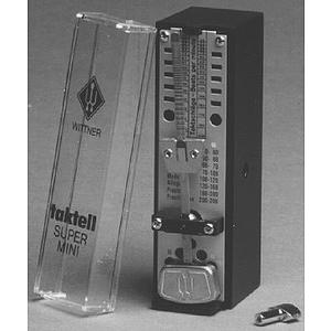 Wittner Super-Mini Metronome - Ivory