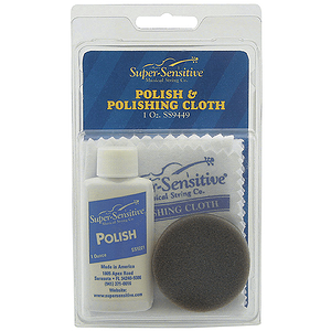 Super-Sensitive Violin Polish Kit