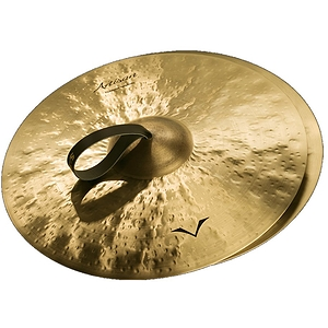 "Sabian 20"" Artisan Traditional Symphonic Hand Cymbals, Medium Heavy Extra Dark, Brilliant"