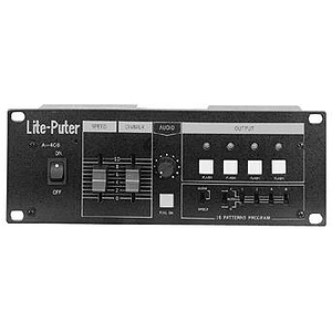 Lite-Puter Four Channel, 16 Pattern Chase Controller