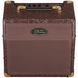 Luna AA15 Ambience 15-Watt Acoustic Guitar Amplifier/Amp with Chorus Effect
