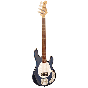 Arbor 4-string Bass Guitar - Transparent Blue