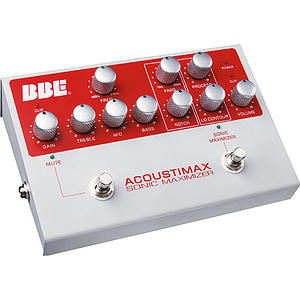 BBE Acoustimax Acoustic Guitar / Instrument Preamp