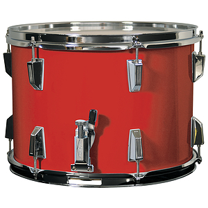 Adam Marching Snare Drum - Red