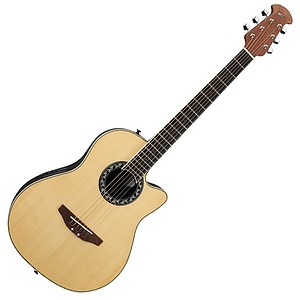 Applause AE13 Mini-Bowl 3/4 Size Steel String Acoustic-Electric Guitar