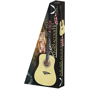 Dean AK48 Acoustic Guitar Starter Pack