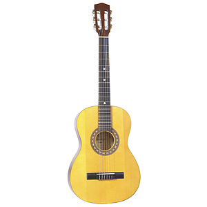 Amigo AM30 3/4-size Children&#039;s Nylon String Acoustic Guitar - Natural