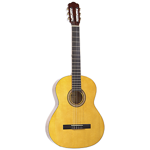 Amigo AM50 Classical Acoustic Guitar - Natural