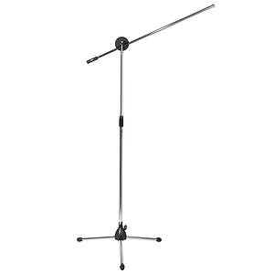 Adam Tripod Microphone Stand with Boom