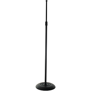 Adam Floor Microphone Stand - Black