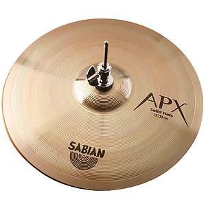 "Sabian 13"" APX Full Hats"