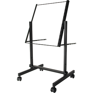Adam 12-Space Adjustable Angle Rack Stand