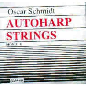 Oscar Schmidt ASB Autoharp String Set