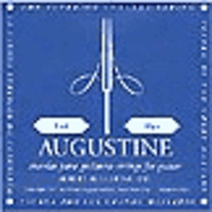 Augustine Classical Nylon Guitar Strings - Blue, 3 Sets