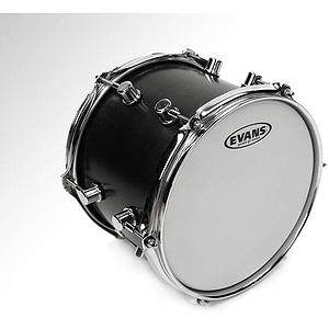 Evans G2 Coated Snare/Tom Drum Batter Head - 13""