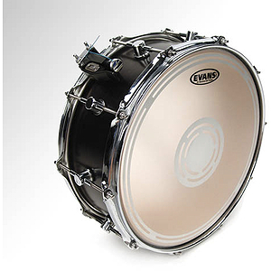 Evans ECS Coated Reverse Dot Snare Drum Batter Head - 14&quot;