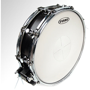 Evans G1D Power Center Snare Drum Batter Head - 14""