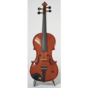 Barcus-Berry Vibrato-AE Series Electric Violin - Natural