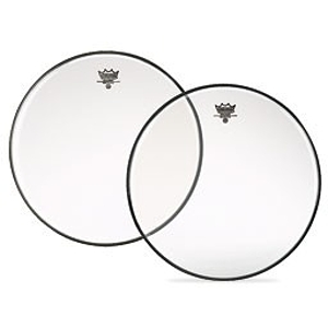 "Remo Diplomat Batter Drum Head - 16"" Clear"