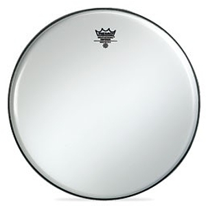"Remo Emperor Batter Drum Head - 18"" Smooth White"