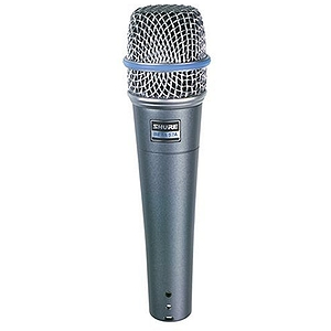 Shure BETA57A Dynamic Instrument Microphone