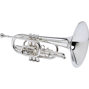 Blessing BM-100 Series Marching F Mellophone with Case