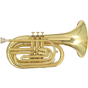 Blessing BM-301 Marching Baritone with Case