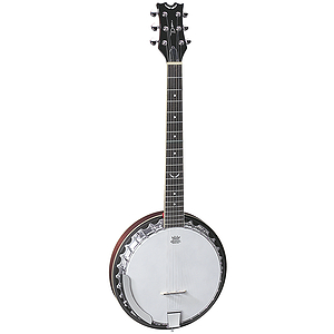 Dean Backwoods 6 Banjo