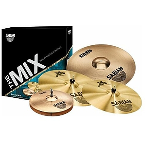 Sabian Garage Mix Cymbal Pack