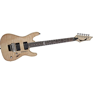 Dean Custom 350 Floyd Rose Electric Guitar - Gloss Natural