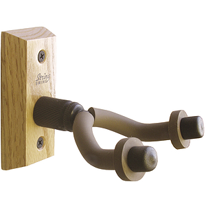 String Swing Home & Studio Guitar/Mandolin Hanger - Oak