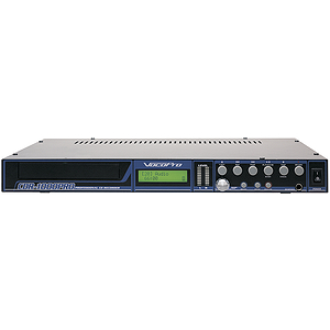 Voco Pro CDR1000 Professional Single Rack CD Recorder and Player