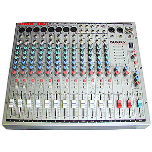 Nady CMX16A - 16 Channel Stereo Mic/Line Mixer