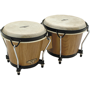Latin Percussion Traditional Bongos